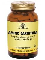 AMINO CARNITINA 30 CAPSULE