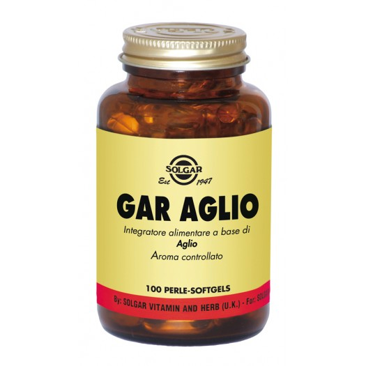 GAR AGLIO 100 PERLE