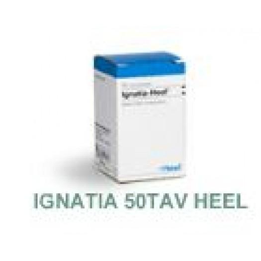 IGNATIA 50 COMPRESSE HEEL