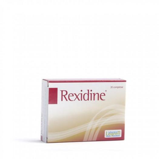 Rexidine compresse