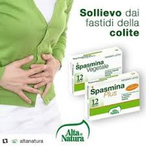 Spasmina Plus - Fermenti Lattici 30 opercoli