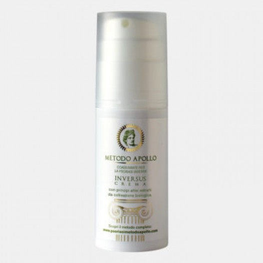 Crema Inversus 50 ml Metodo Apollo