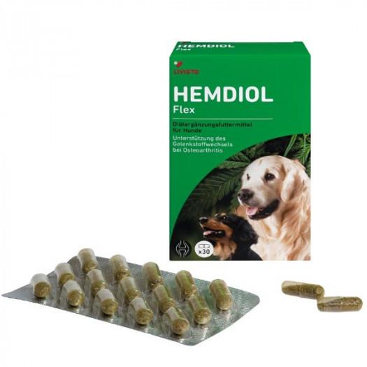 Hemdiol flex 30 capsule