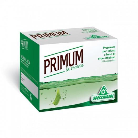 PRIMUM DEPURATIVO Tisana 20 Filtri Specchiasol