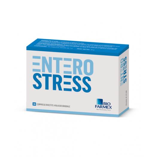 ENTEROSTRESS 20 Compresse Biofarmex