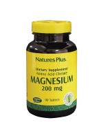 Nature's Plus Magnesio 90 tablets