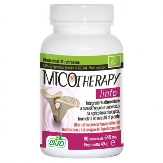 Micotherapy Linfo 90 Pills AVD Reform