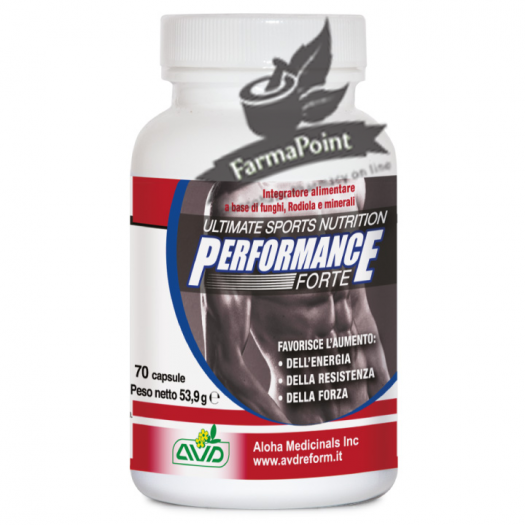 Performance forte 70 Capsule AVD Reform