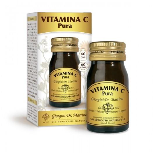 Vitamina C Pura 60 pastiglie Dr. Giorgini