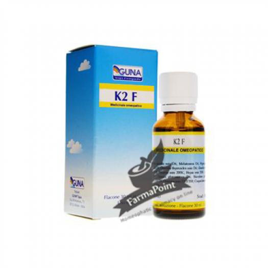 GUNA K2F Gocce 30 ml Omeopatico