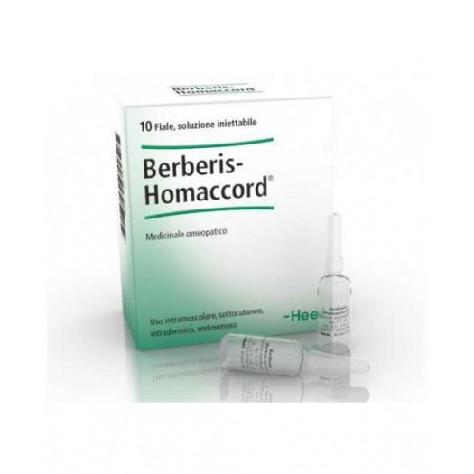 Berberis-Homaccord® amp