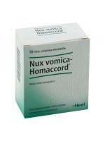 NUX VOMICA HOMACCORD Ampules HEEL