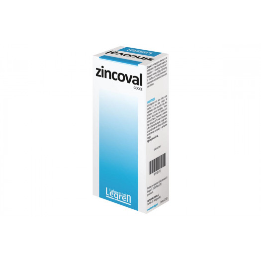 Zincoval Drops