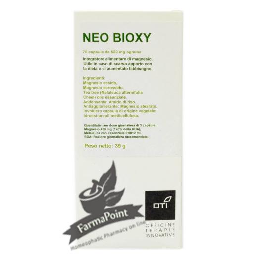 Neo Bioxy 75 Capsule OTI