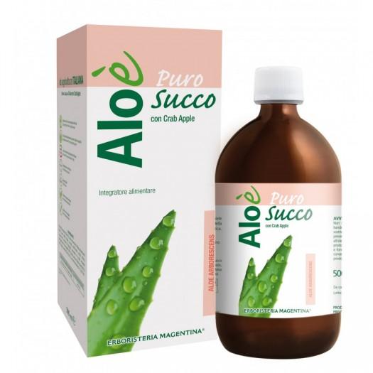 Aloe Arborescens 1 Litro
