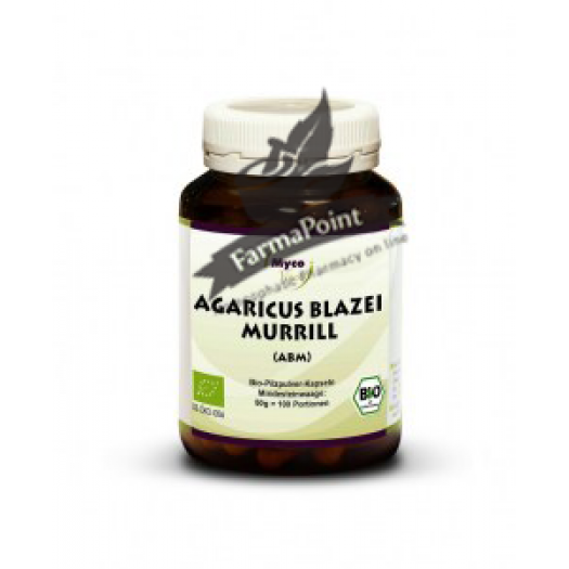 Agaricus Blazei Murrill FreeLand 100 capsule