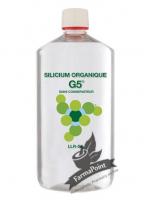 Silicio Organico G5 1000ml  Free Land