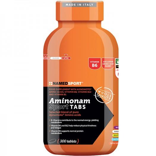 Aminonam Sport Tabs Named 300 Tablets