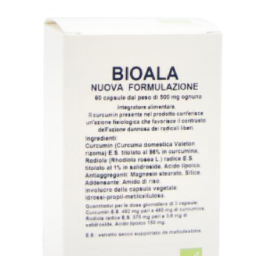 Bioala 60 PILLS OTI