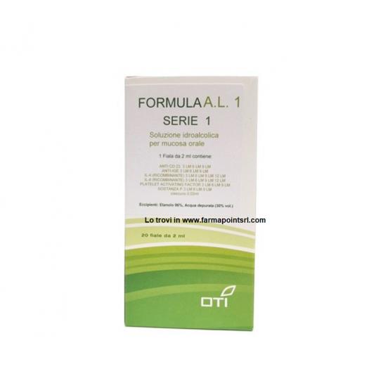 Formula AL-1 OTI SERIE 1