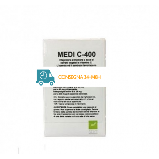 MEDI C 400 OTI 60 PILLS
