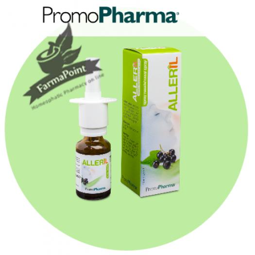 Alleril spray Promopharma utile per contrastare le allergie stagionali