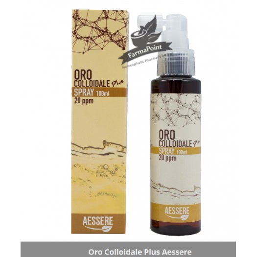 Oro Colloidale Plus Spray