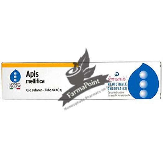 HomeoPharm Apis Mellifica Pomata 40 g