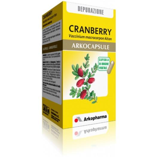Cranberry capsule arkopharma