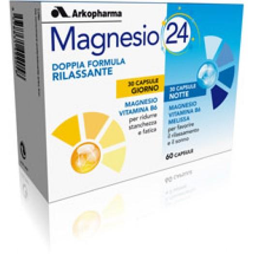 Magnesio 24 Arkopharma