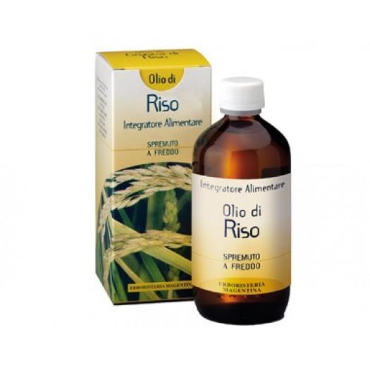 Olio di Riso - integratore alimentare