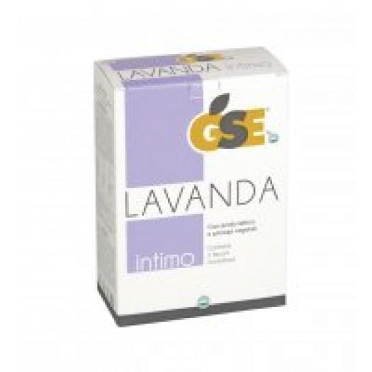 GSE Intimo Lavanda Prodeco 4 flaconi monodose da 100 ml.