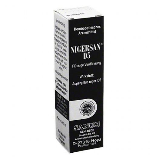 NIGERSAN D5 10ML GOCCE