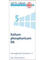 Kalium phosphoricum (Fosfato di potassio)