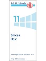 Silicea (Acido di silicio)