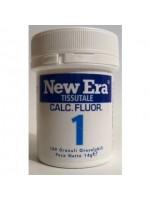 NEW ERA - N. 1 - Calcium fluoratum