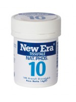 NEW ERA - N. 10 – Natrum phosphoricum