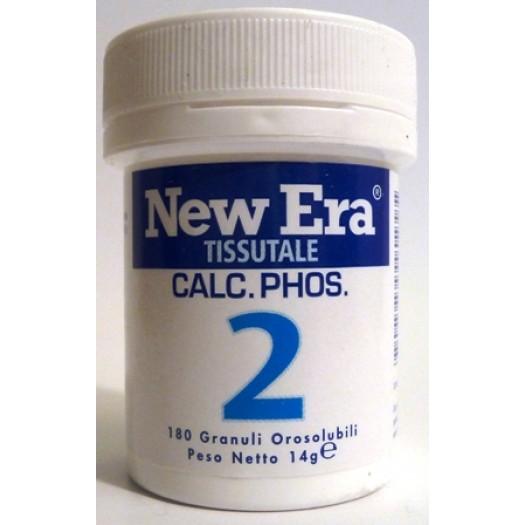 NEW ERA - N. 2 – Calcium phosphoricum