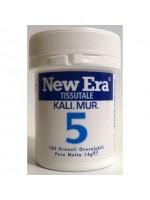 NEW ERA - N. 5 – Kalium muriaticum