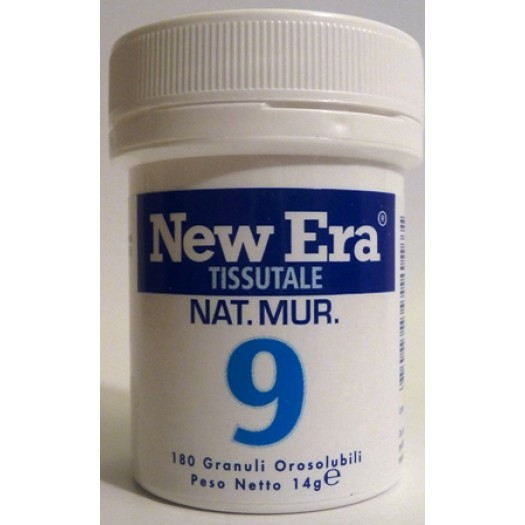 NEW ERA - N. 9 – Natrum muriaticum