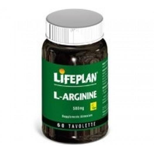 L-Arginine 60 Tavolette